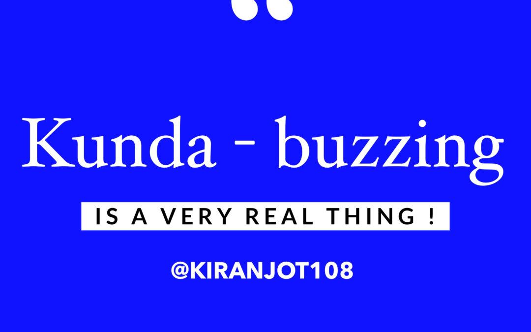 The Kundalini Yoga Buzz